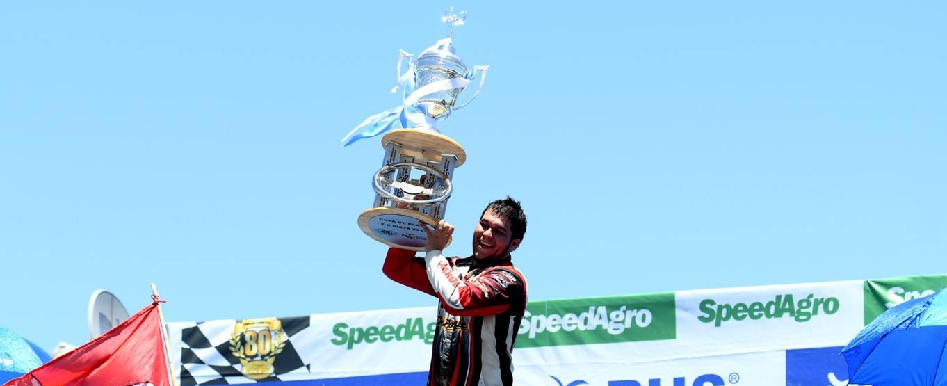 Aguirre se consagró Campeón en el TCP